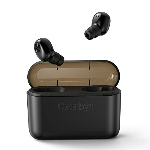 Caccbyn Bluetooth Headphones,Wireless Earbuds,Bluetooth Earbuds...