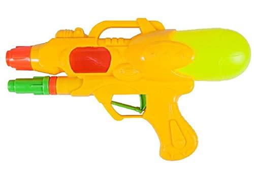 TOINSA- Pistola Agua PRESION EN Bolsa 25cm. Armas y proyectiles, Multicolor (03-9831)