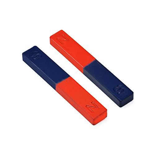 Alnico-Magnet für Studenten, Lehrer, wissenschaftliche Bildung, 2 Stück