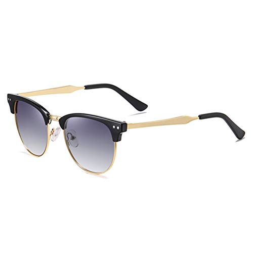 VBNM Damenmode-Sonnenbrille, TAC-Gläser, schicke Damenbrille, modernes Design, UV400-Schutz für das Fahren von Sonnenbrillen, Mehrfarbig optional