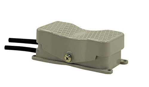 """Foot Switch Treadle Foot Switch Two Way""""SeeSaw"""" Dual Action Switch"""