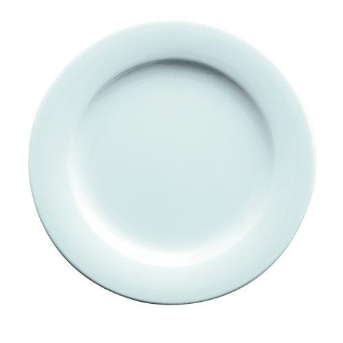 KAHLA Brunch-Teller, flach PRONTO, 23 cm weiß (H.Nr. 576400A90057C)