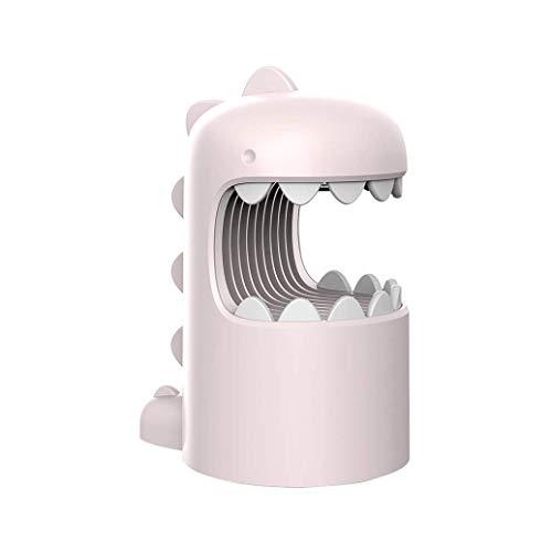 NAFE LED-Moskito-Fallenlampe, USB-betrieben, Photokatalysator Anti-Moskito-Killerlampe Repellentes Falllicht UV-Licht Tötungslampe für Küche, Wohnzimmer, Badezimmer, Schlafzimmer-Pink