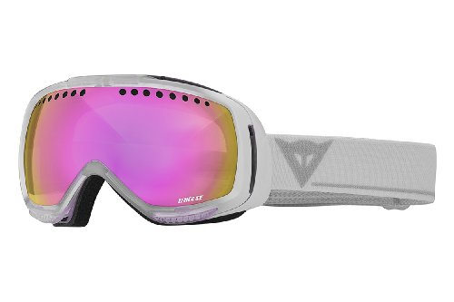 Dainese Goggles Vision Air, Weiss/Ml Rose, One Size