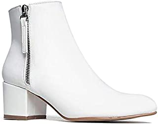 White - Boots / Shoes: Clothing, Shoes