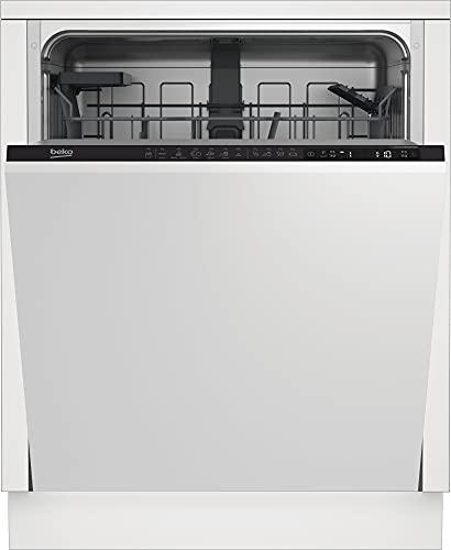 Beko DIN26421 lave-vaisselle Entièrement intégré E