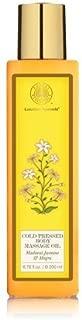 Forest Essentials Cold Pressed Body Massage Oil Jasmine & Mogra - 200ml