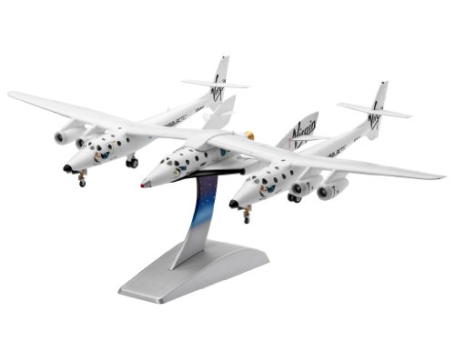 Revell Germany SpaceShipTwo and Carrier White Knight Two Model Kit