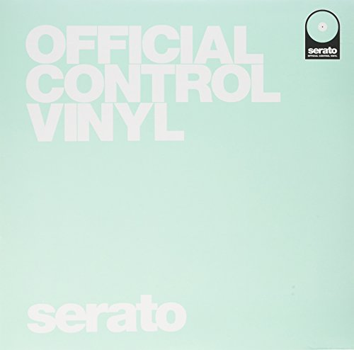 Cheapest Price! Serato- Glow in Dark Serato Performance Series 2XLP Control