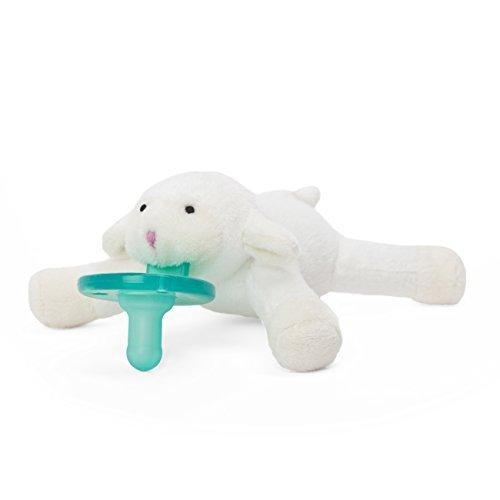 WubbaNub Lamb Infant Pacifier
