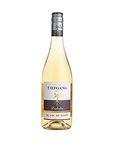 Tiefgang Qualitätswein Pfalz Blanc De Noirs Weißwein (1 x 0.75 l)
