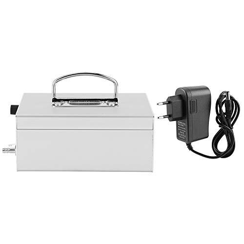 Bomba de vacío de ordeño Máquina de leche de succión Bomba de la máquina de ordeño, Piezas de la máquina de ordeño ecológica Pulsador neumático para pastos domésticos(#1)