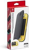 Beschermhoes flip en displaybeschermfolie voor Nintendo Switch Lite - Switch