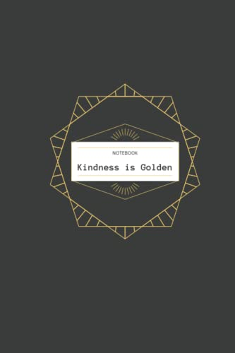 Compare Textbook Prices for Notebook: Kindness is Golden  ISBN 9798496153621 by Print, Anita