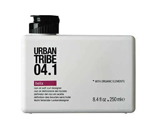 Urban Tribe, gel arricciacapelli Helix 04.1, privo di olio, confezione da 250 ml (etichetta in lingua italiana non garantita)