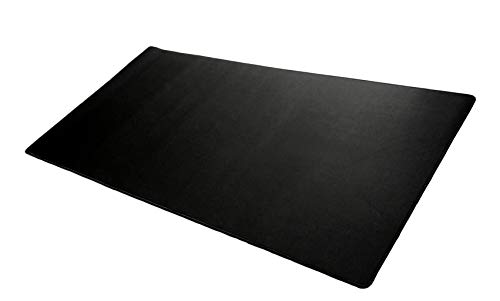 Extended Size Custom Gaming Mouse Pad - Anti Slip Rubber - Stitched Edges - Large Desk Mat - 28.5' x 12.75' x 0.12' (Overwatch Reaper)