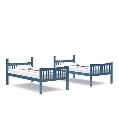bunk beds are a great space saver for a small kids bedroom
