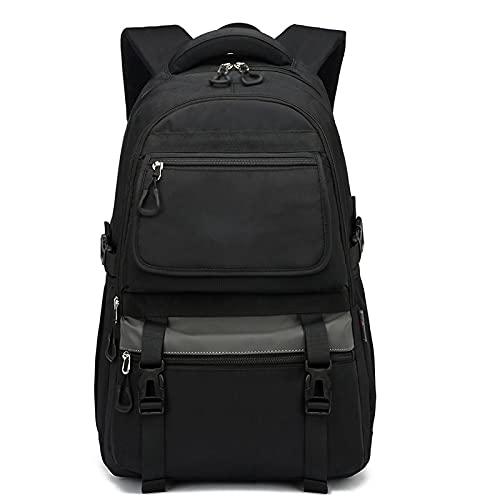 WYCYYWWKYK Mochila Viajes Business Casual Laptop Baggrou Bag(Negro)