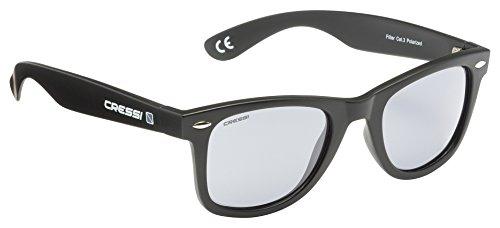 Cressi Gafas de Sol Premium - Unisex Adulto Polarizadas Protección 100% UV