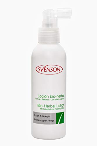 Svenson Loción Anticaspa Bio Herbal - 150 ml.