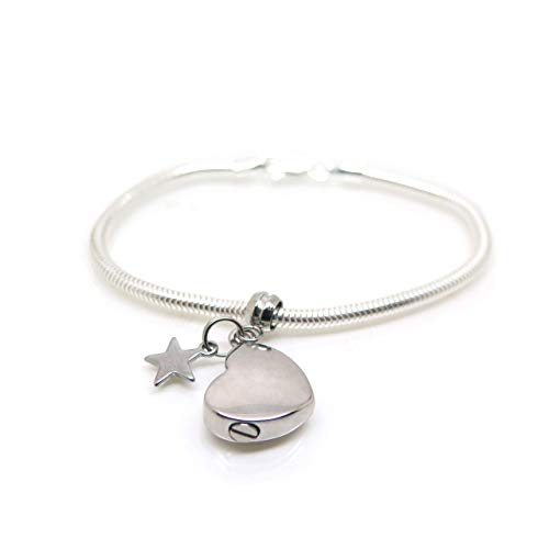 Cremation Jewellery Bracelet Urn Memorial Ashes