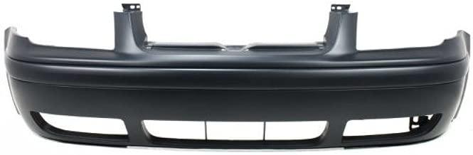 Partslink Number VW1093104 OE Replacement Volkswagen Jetta Front Bumper Spoiler