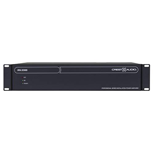 Peavey Crest Audio IPA 2300 2 Channel Mixer Amplifier