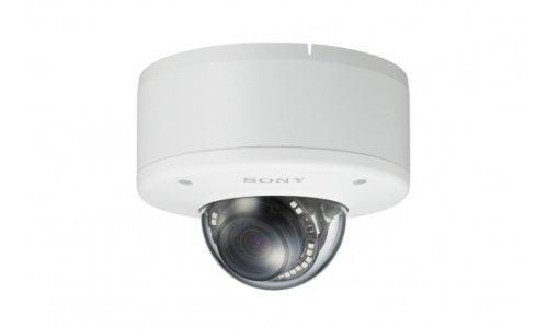 SONY SNCVM602R / IPELA SNC-VM602R Network Camera 3x Optical - Exmor CMOS 720P