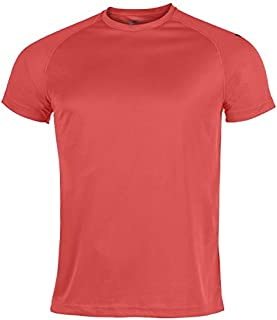JOMA 100447.040 Goalkeeper Protect Men's T-Shirt, Large, Coral