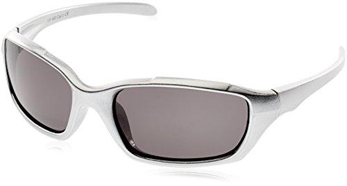DICEB|#Dice Dice Kinder Sonnenbrille, shiny alum silver, D03210-2