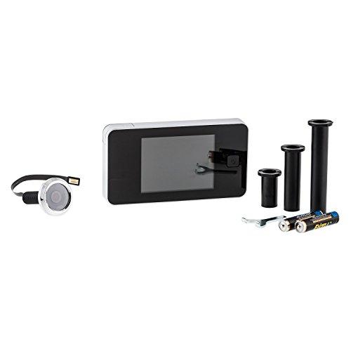 Digitaler Türspion 2,6 Zoll LCD Farbdisplay für Türstärken von 38-110 mm