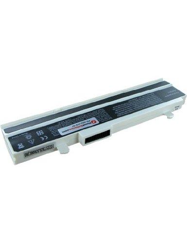 Batterie pour ASUS EEE PC 1015B-WHI020S, 10.8V, 4400mAh, Li-ion