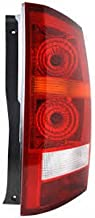 land rover discovery rear light cluster