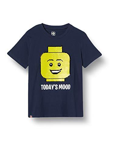 LEGO jongens t-shirt Cm Wendepailletten