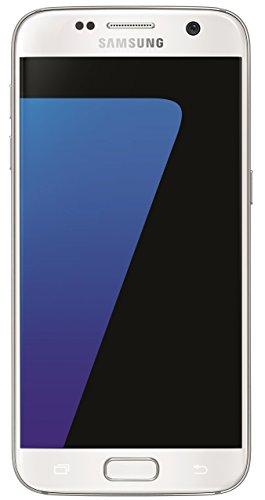 Samsung Galaxy S7 Smartphone (5,1 Zoll (12,9 cm) Touch-Display, 32GB interner Speicher, Android OS) weiß (Generalüberholt)