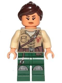LEGO Star Wars Kordi Minifigura de 75186 (Embolsado)