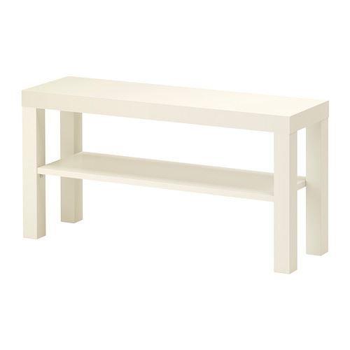 LACK - Tv Bench, White by eLisa8