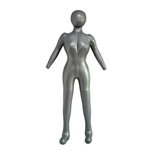 Fanuse Aufblasbares Weibliches Ganz K?Rper Modell mit Arm Damen Mannequin Fenster Ausstellungs Requisiten
