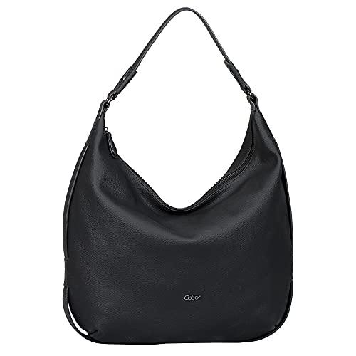 Gabor bags MALU Damen Schultertasche one size, black, 29x13x26