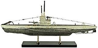 NAUTICALMANIA Maqueta Submarino, L:45cm H:15cm