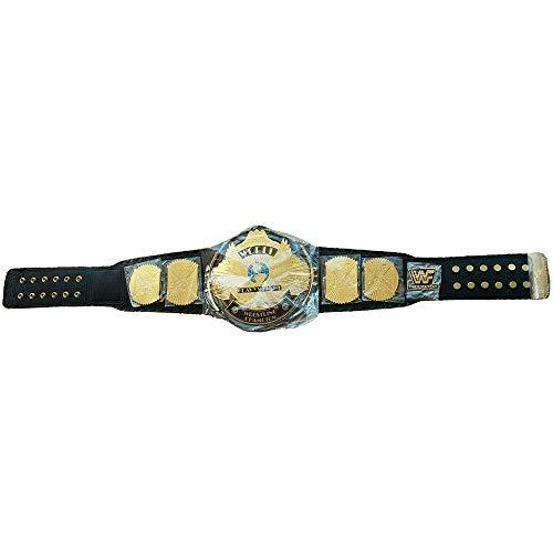 House of Highland 77 WWF / WWE Klassischer Goldener Adler Champion Schiffsgürtel für Erwachsene