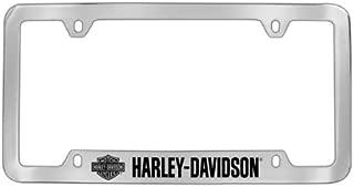 harley davidson license plate frame for trucks