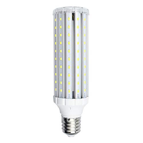 Bonlux 45W E40 LED Maislampe Kaltweiß 6000K wie 400W Halogen / 150W CFL Tageslichtlampe für Lager, Werkstatt, Garten, Korridor, Straßenbeleuchtung, Fotografie -Beleuchtung, Studio-Glühlampe
