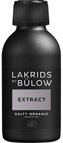 LAKRIDS BY BÜLOW - EXTRACT - Salty - 170g - Bio Lakritz-Sirup Salzig