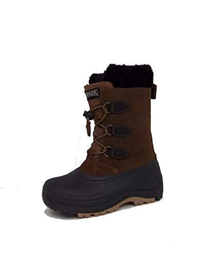 Ranger Kids Jackson Snow Boot RPC307 Black/Brown (6)