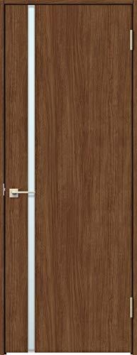 ラシッサS 標準ドア ASTH-LGL 錠付き 06520 W:754mm × H:2,023mm 吊元:左吊元 本体色/枠色:クリエモカ(MM) 枠種類:ノンケーシング115(壁厚:76-100) 沓摺:なし 把手:サークルB 鍵種類:丸型表示錠 LIX