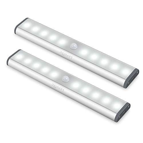 LED Armadio Sensore Movimento Luce, Wireless Luci...