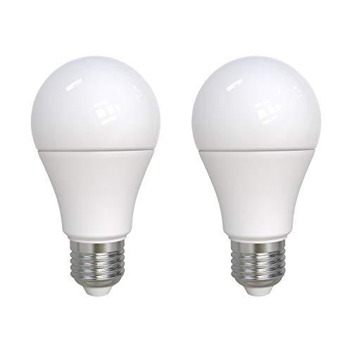 UMi Bombillas LED, 11 W, Blanco cálido (2700 K), Paquete de 2
