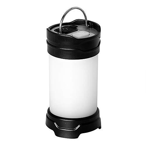 Luz de la tienda recargable de luz de camping Carpa de la batería recargable USB LED/flash Lanterns Blanco/Rojo banco portable de la potencia de luz de camping al aire libre de la lámpara 7 Modos