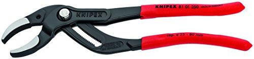 KNIPEX - Alicates para conector y sifón (250 mm)